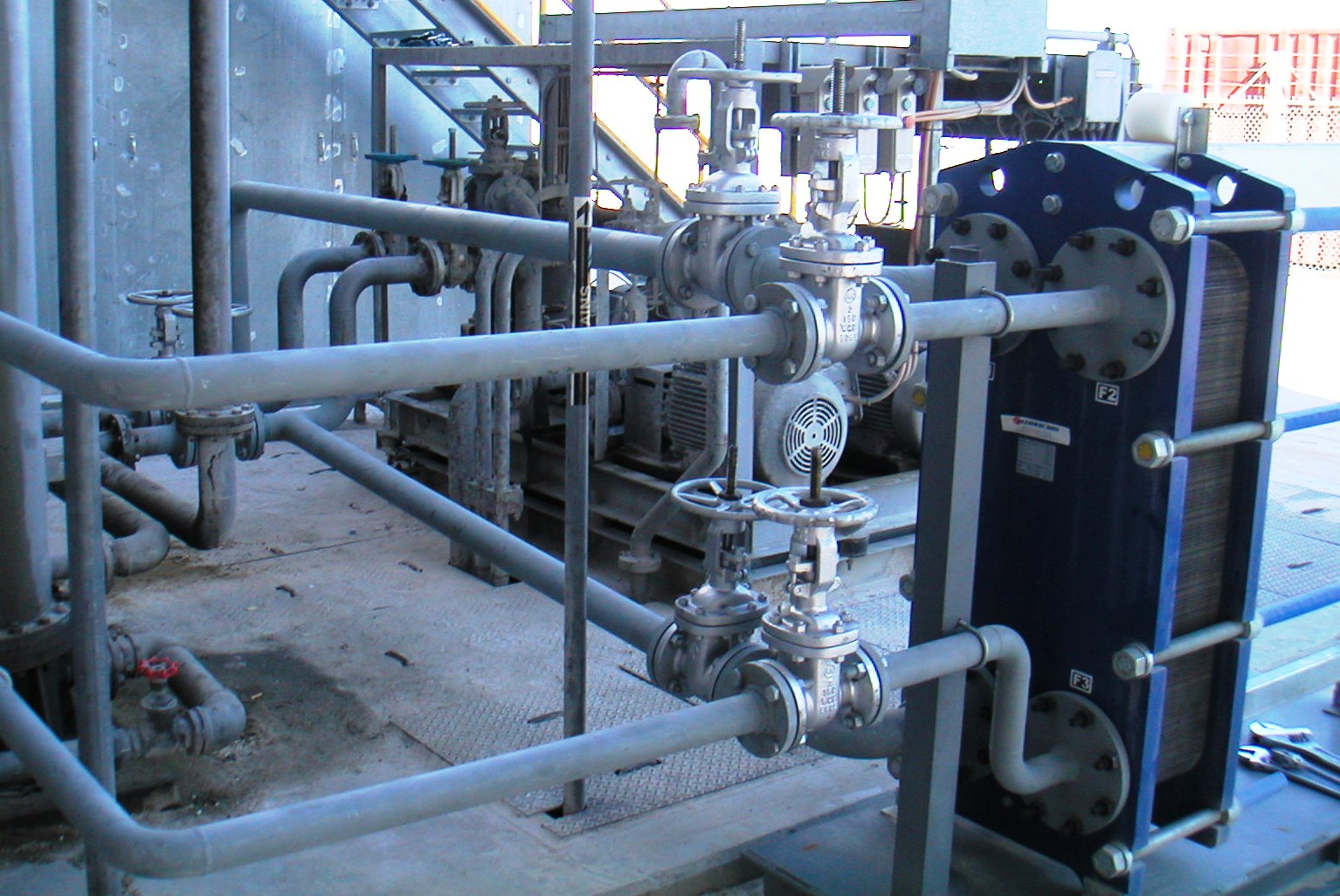 Knowing About Plate Heat Exchangers - Industrial Machinery 4u