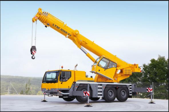 Small crane hire Sydney.