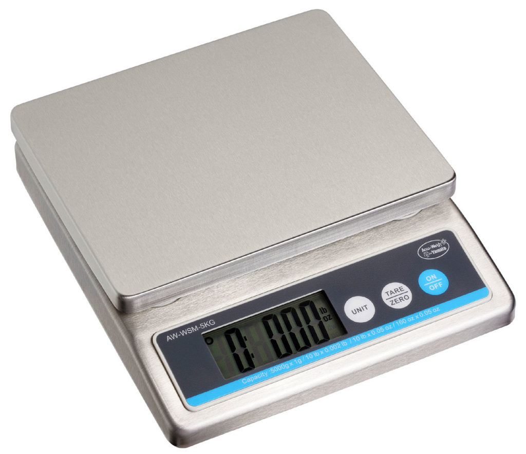 Certified Commercial Scales