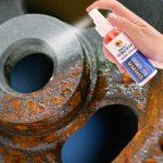 anti-rust spray for metal
