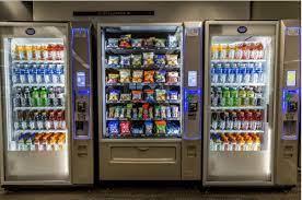 vendor machines business